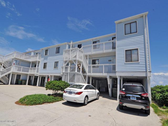 1100 Fort Fisher Boulevard S #1203, Kure Beach, NC 28449 (MLS #100068885) :: RE/MAX Essential