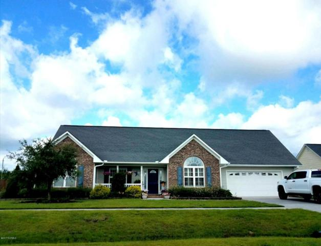 251 Silver Hills Drive, Jacksonville, NC 28546 (MLS #100068888) :: Century 21 Sweyer & Associates