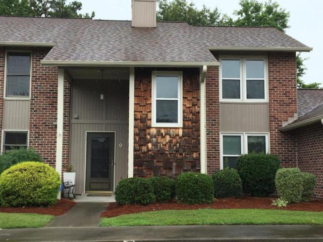 1853 Quail Ridge Road Q, Greenville, NC 27858 (MLS #100068900) :: Century 21 Sweyer & Associates