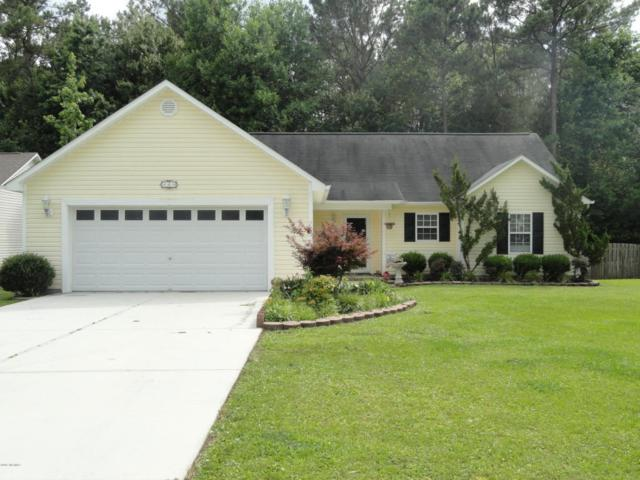 849 Ramsey Road, Jacksonville, NC 28546 (MLS #100068954) :: Century 21 Sweyer & Associates