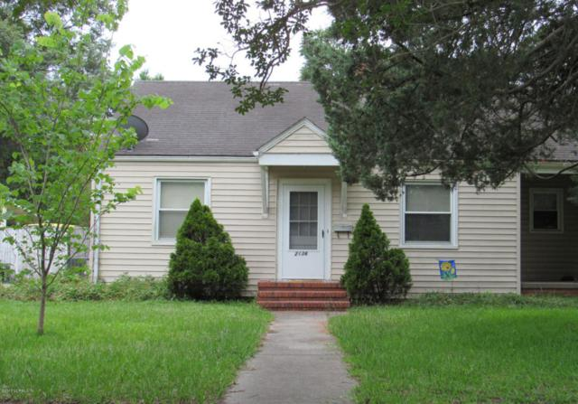 2136 Monroe Street, Wilmington, NC 28401 (MLS #100068994) :: David Cummings Real Estate Team