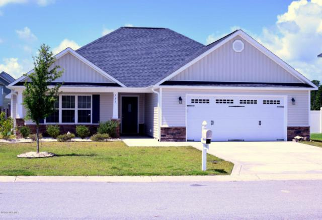 753 Radiant Drive, Jacksonville, NC 28546 (MLS #100069128) :: Terri Alphin Smith & Co.