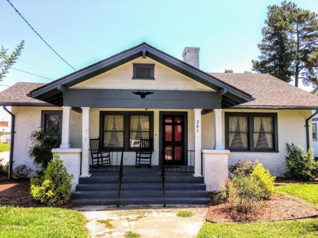 201 E Thompson Avenue, Stantonsburg, NC 27883 (MLS #100069132) :: Century 21 Sweyer & Associates