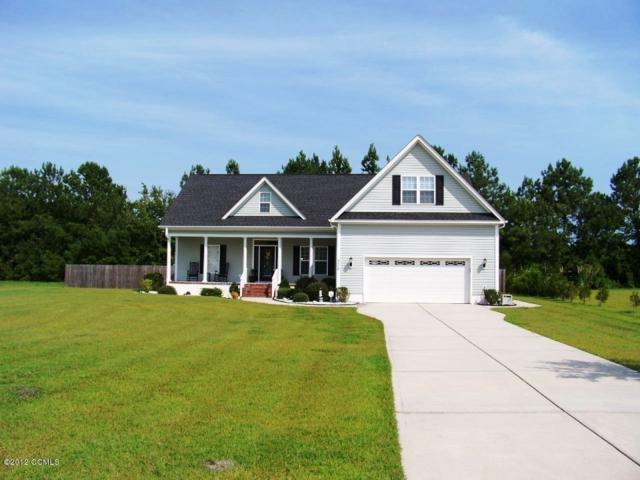 538 Park Meadows Drive, Newport, NC 28570 (MLS #100069203) :: Century 21 Sweyer & Associates