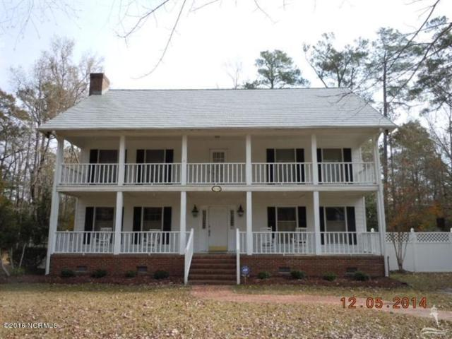 1240 Woodland Drive, Whiteville, NC 28472 (MLS #100069208) :: Century 21 Sweyer & Associates