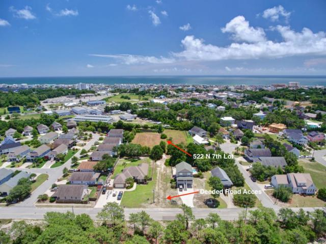 522 N 7th Street, Carolina Beach, NC 28428 (MLS #100069278) :: RE/MAX Essential