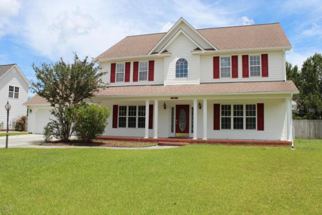 922 Commons Drive N, Jacksonville, NC 28546 (MLS #100069333) :: Century 21 Sweyer & Associates