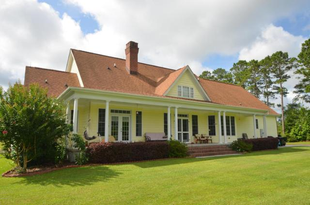 125 Plantation Drive, Swansboro, NC 28584 (MLS #100069351) :: Terri Alphin Smith & Co.