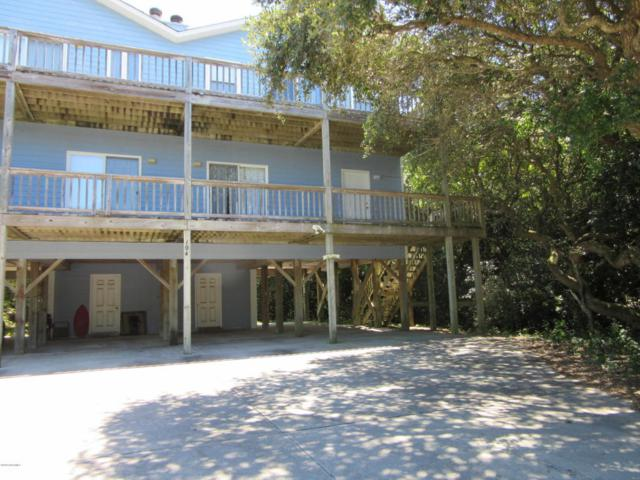 104 Tracy Drive S, Emerald Isle, NC 28594 (MLS #100069446) :: Century 21 Sweyer & Associates