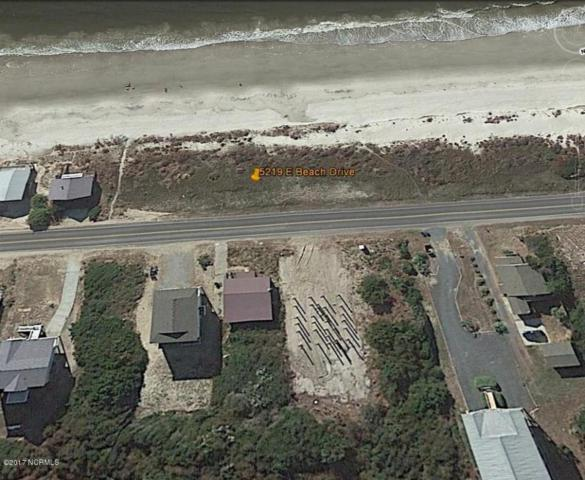 5219 E Beach Drive, Oak Island, NC 28465 (MLS #100069462) :: Century 21 Sweyer & Associates
