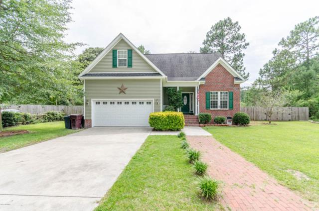 805 Horace Grant Court, Sneads Ferry, NC 28460 (MLS #100069492) :: Courtney Carter Homes