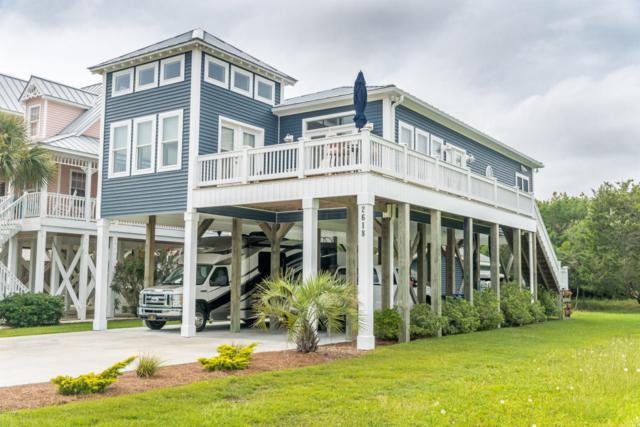 2618 E Dolphin Drive, Oak Island, NC 28465 (MLS #100069499) :: Century 21 Sweyer & Associates
