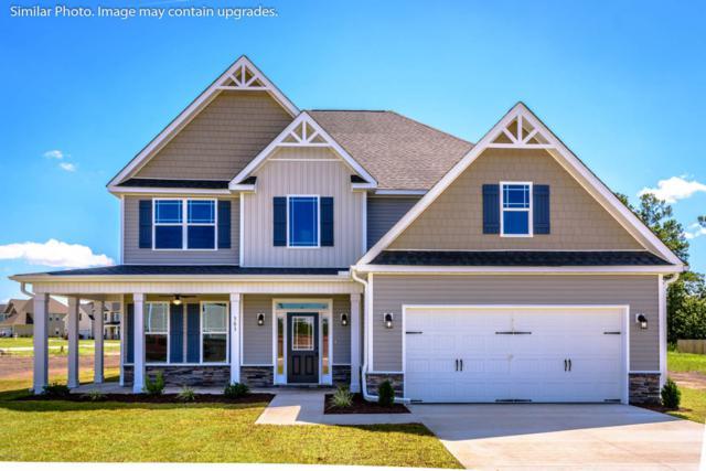 285 Southwest Plantation Drive Lot 211, Jacksonville, NC 28540 (MLS #100069536) :: Century 21 Sweyer & Associates