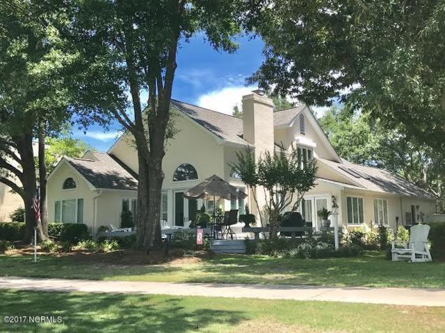 1828 Glen Eagles Lane, Wilmington, NC 28405 (MLS #100069614) :: RE/MAX Essential