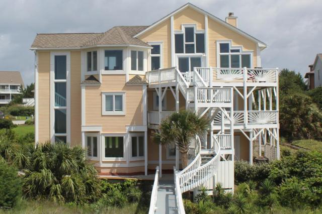 10019 Sea Breeze Drive, Emerald Isle, NC 28594 (MLS #100069699) :: Century 21 Sweyer & Associates
