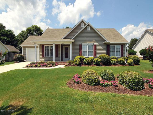 1009 Windgate Drive, Wilmington, NC 28412 (MLS #100069728) :: Century 21 Sweyer & Associates