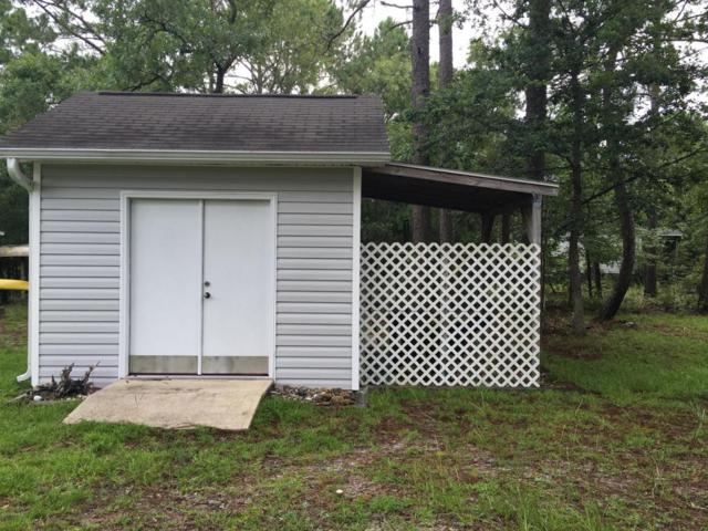 137 Topsail Lake Drive, Hampstead, NC 28443 (MLS #100069761) :: RE/MAX Essential