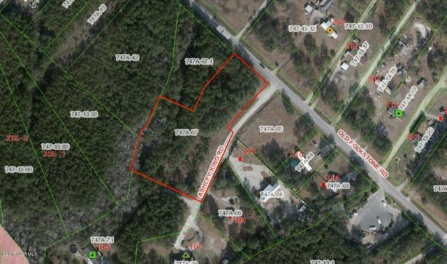 102 Ashley King Road, Holly Ridge, NC 28445 (MLS #100069789) :: Courtney Carter Homes