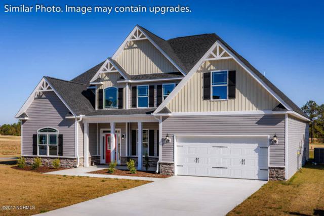 233 Wedgefield Circle Lot 21Sa, Jacksonville, NC 28540 (MLS #100069790) :: Century 21 Sweyer & Associates
