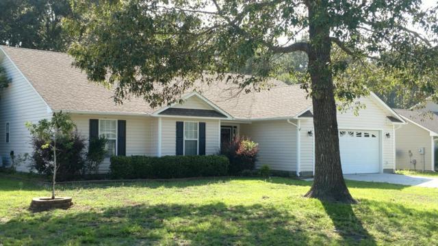 317 Clam Digger Court, Swansboro, NC 28584 (MLS #100069815) :: Century 21 Sweyer & Associates