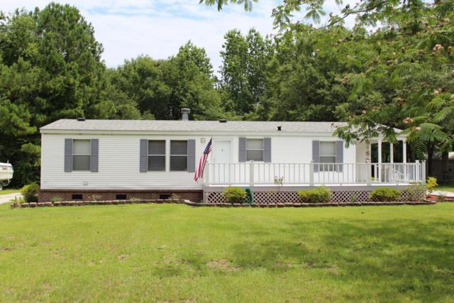 423 Woodland Drive, Cape Carteret, NC 28584 (MLS #100069820) :: Courtney Carter Homes