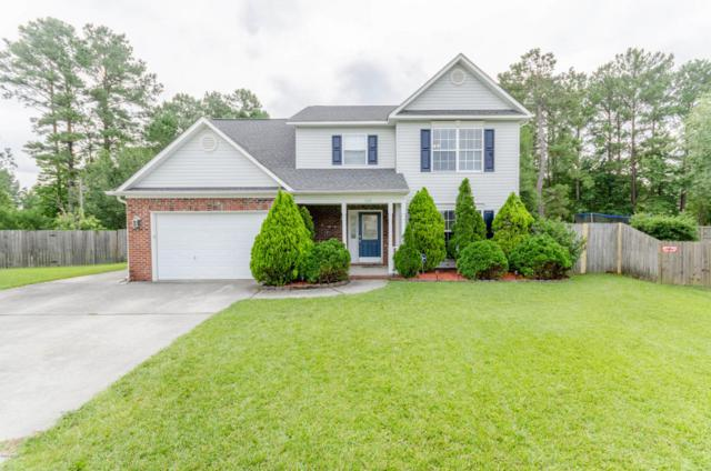 109 E Carrington Way, Jacksonville, NC 28546 (MLS #100069887) :: Courtney Carter Homes