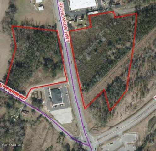 3983 Richlands Highway, Jacksonville, NC 28540 (MLS #100069920) :: RE/MAX Essential