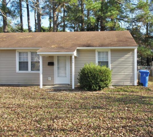 524 Williams, Jacksonville, NC 28540 (MLS #100070053) :: RE/MAX Essential