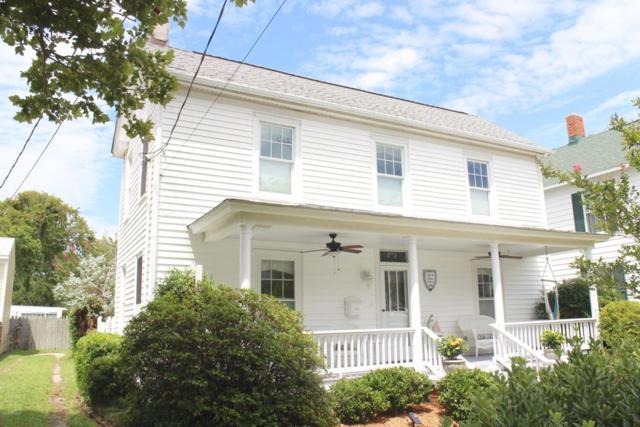 607 Ann Street, Beaufort, NC 28516 (MLS #100070068) :: RE/MAX Essential