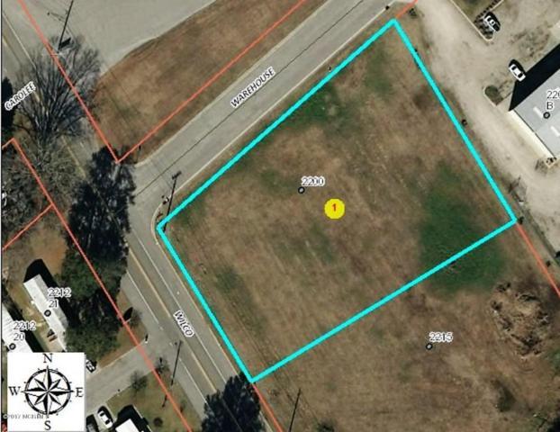 2200 Warehouse Court, Wilson, NC 27893 (MLS #100070108) :: RE/MAX Essential