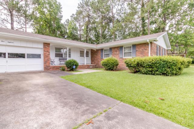 418 University Drive, Jacksonville, NC 28546 (MLS #100070361) :: Century 21 Sweyer & Associates