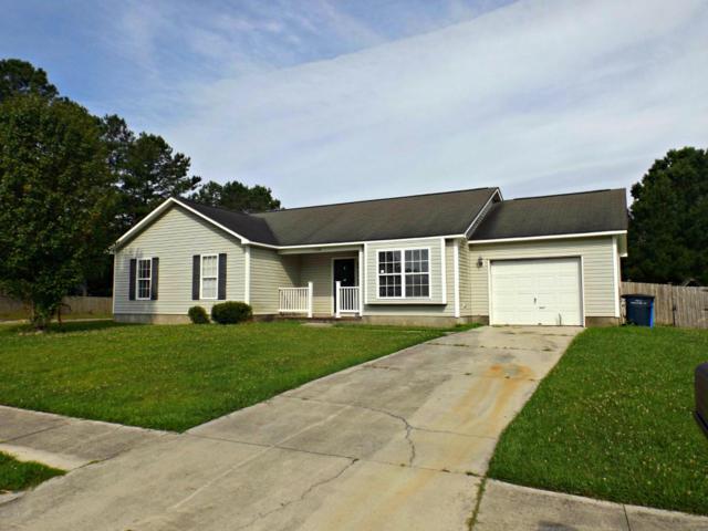 128 Winthrope Way, Jacksonville, NC 28546 (MLS #100070396) :: Century 21 Sweyer & Associates