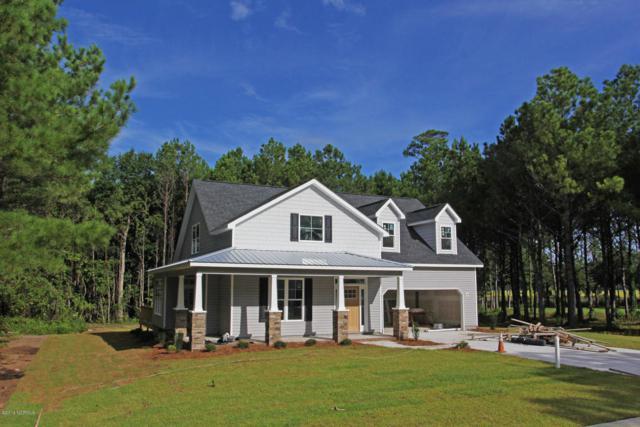 1207 Woods Court, Morehead City, NC 28557 (MLS #100070404) :: Century 21 Sweyer & Associates