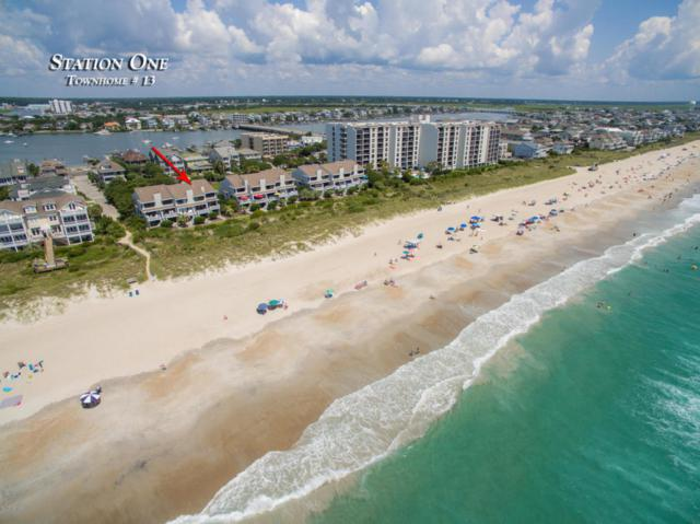 101 S Lumina Avenue Th-13, Wrightsville Beach, NC 28480 (MLS #100070486) :: David Cummings Real Estate Team