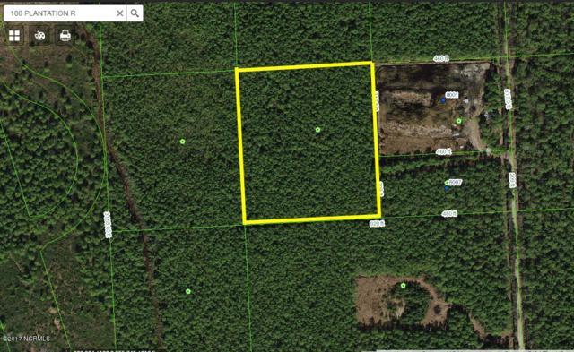 100 Plantation Lane, Wilmington, NC 28411 (MLS #100070554) :: Century 21 Sweyer & Associates