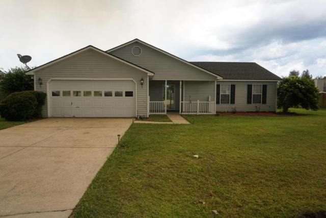 129 Leslie Lane, Havelock, NC 28532 (MLS #100070975) :: Century 21 Sweyer & Associates