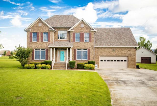 1104 Eaglechase Lane, Greenville, NC 27858 (MLS #100070978) :: Century 21 Sweyer & Associates