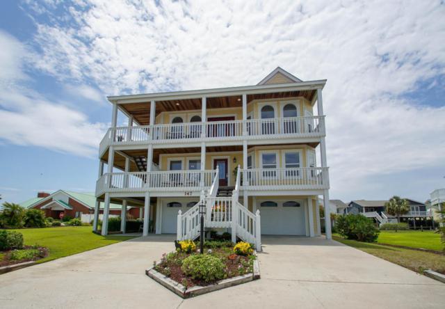 147 Yacht Watch Drive, Holden Beach, NC 28462 (MLS #100071141) :: Century 21 Sweyer & Associates
