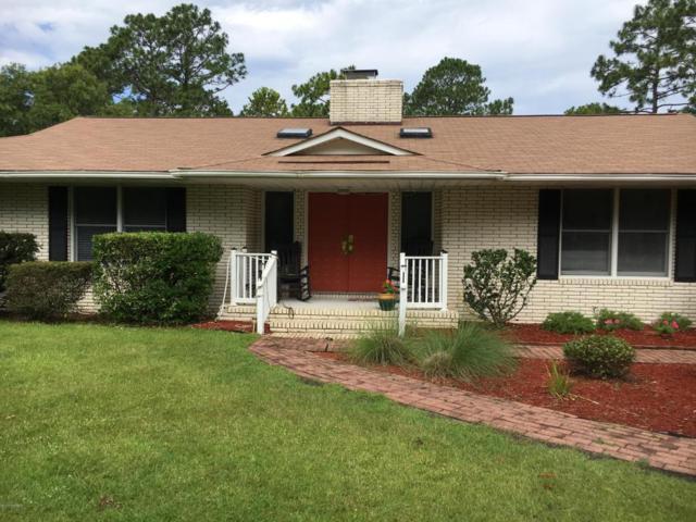 118 Pine Lake Road, Cape Carteret, NC 28584 (MLS #100071229) :: Courtney Carter Homes