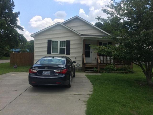 1801 Moore Avenue, New Bern, NC 28562 (MLS #100071357) :: Century 21 Sweyer & Associates