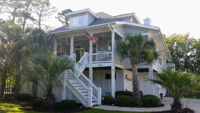 204 Club Court, Wilmington, NC 28412 (MLS #100071600) :: David Cummings Real Estate Team