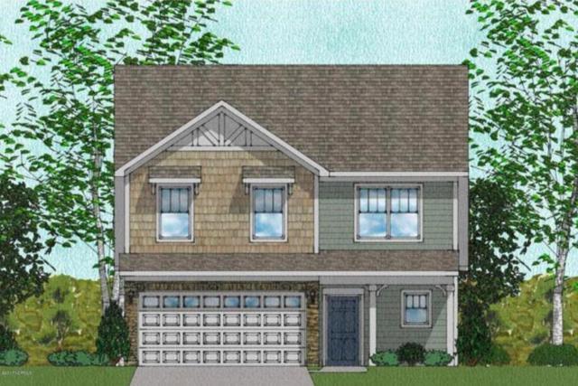607 Belhaven Drive, Wilmington, NC 28411 (MLS #100071668) :: David Cummings Real Estate Team