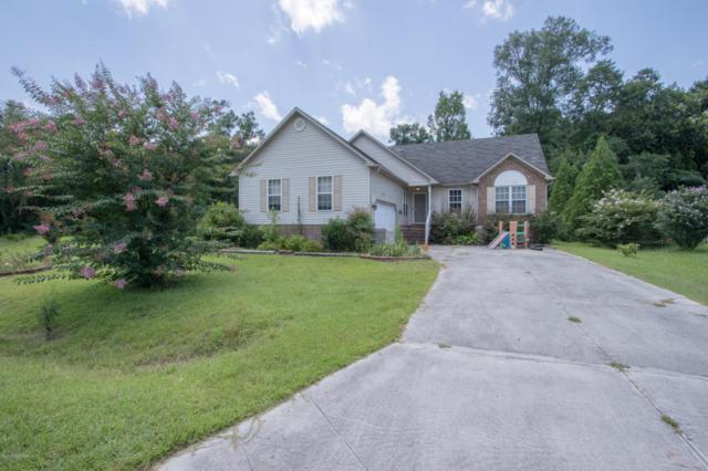 131 Forest Bluff Drive, Jacksonville, NC 28540 (MLS #100071873) :: Century 21 Sweyer & Associates