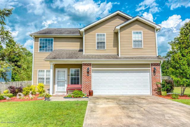 406 Little Creek Court, Jacksonville, NC 28546 (MLS #100072049) :: Century 21 Sweyer & Associates