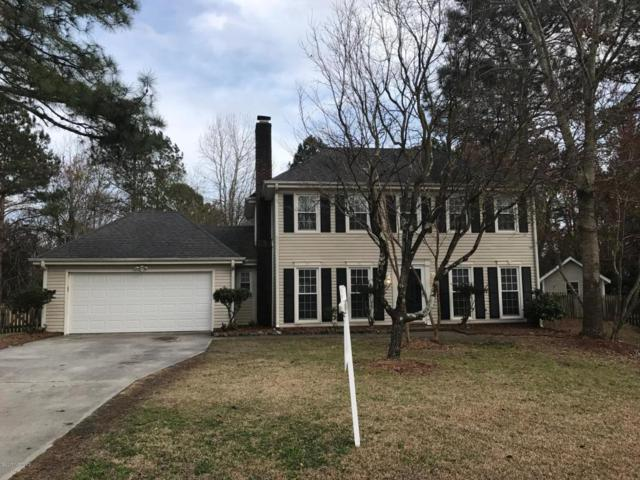 2802 Hobart Drive, Wilmington, NC 28405 (MLS #100072117) :: Century 21 Sweyer & Associates