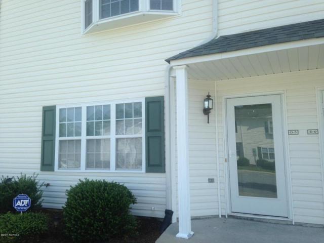1213 Cross Creek Circle D5, Greenville, NC 27834 (MLS #100072275) :: Century 21 Sweyer & Associates