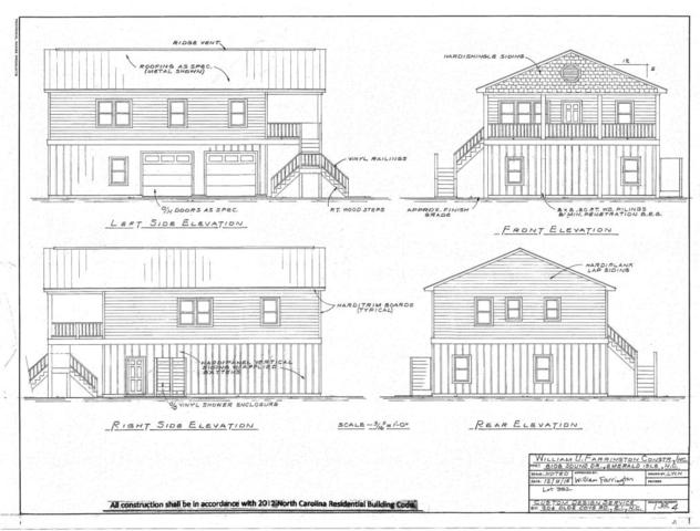 332 Live Oak Street, Emerald Isle, NC 28594 (MLS #100072650) :: Century 21 Sweyer & Associates