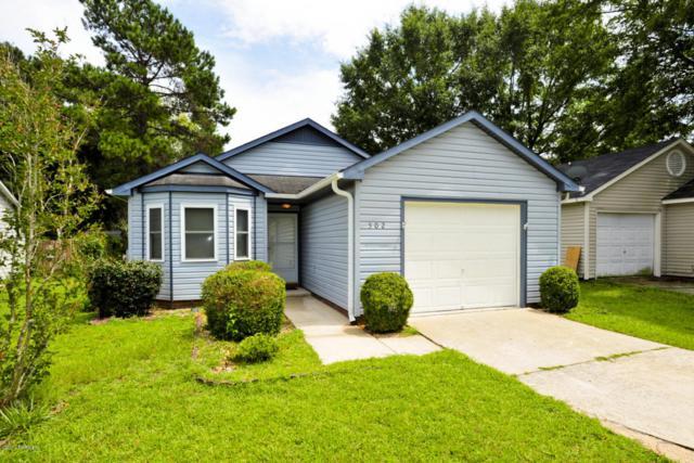 502 Saint George Cove, Jacksonville, NC 28546 (MLS #100072816) :: Century 21 Sweyer & Associates