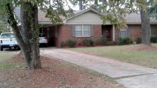 1821 Oakdale Drive W, Wilson, NC 27893 (MLS #100073038) :: Century 21 Sweyer & Associates