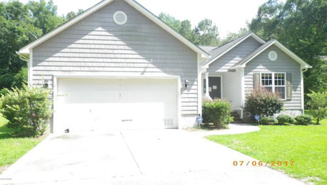128 Briar Hollow Drive, Jacksonville, NC 28540 (MLS #100073166) :: Century 21 Sweyer & Associates